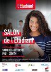 Salon de l'Etudiant de Pau du 16 octobre 2021
