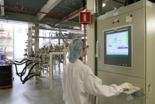 CAIC (Conducteur d'Appareils des Industries Chimiques)