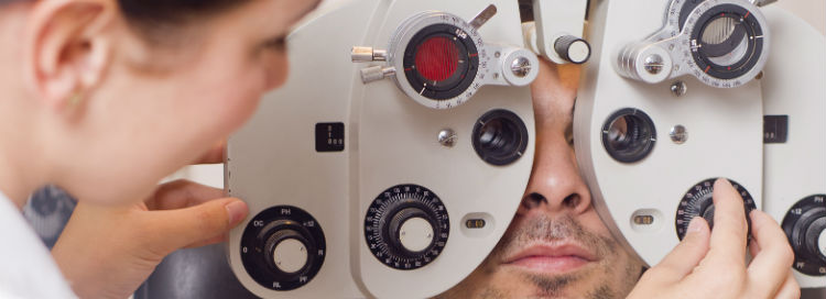 BTS Opticien Lunetier : Analyse de la vision et examen de vue (Unités 5 et 61) code CPF 144373