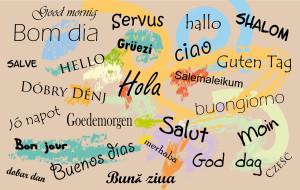 Accueillir les clients anglophones