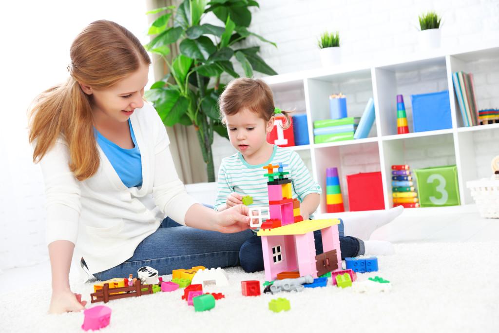ACCUEIL DE L'ENFANT JUSQU'À 3 ans