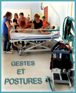 ANALYSE ERGONOMIQUE DES SITUATIONS DE MANUTENTION : BONNES PRATIQUES AU DOMICILE