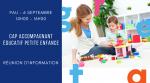 Réunion d'information – CAP AEPE (Petite Enfance) à Pau