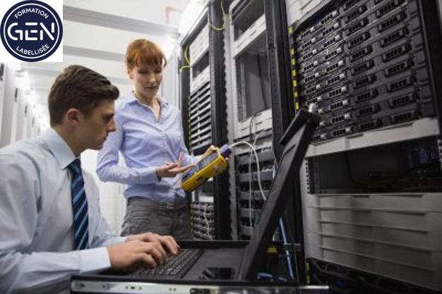 Titre Professionnel Technicien(ne) Supérieur Systèmes et Réseaux (TSSR)