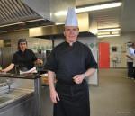 Jean-Michel Coscarat : professeur de cuisine