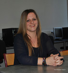 Sandrine Rey, Formatrice en communication langue française