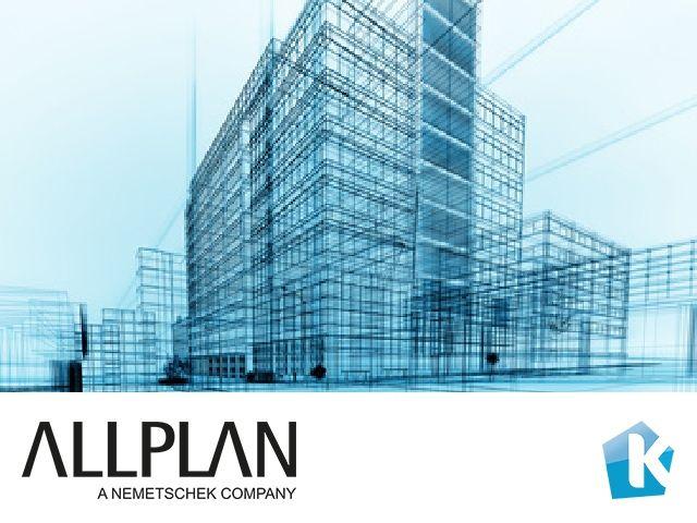 AllPlan module perfectionnement : architecture et ingenierie