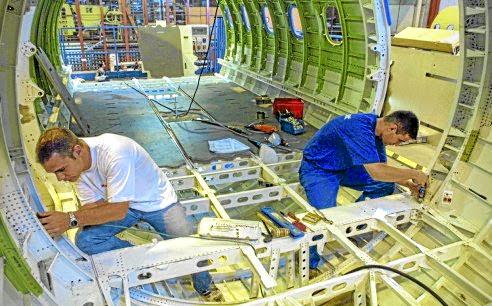 BAC PRO Aéronautique option structure en 1 an