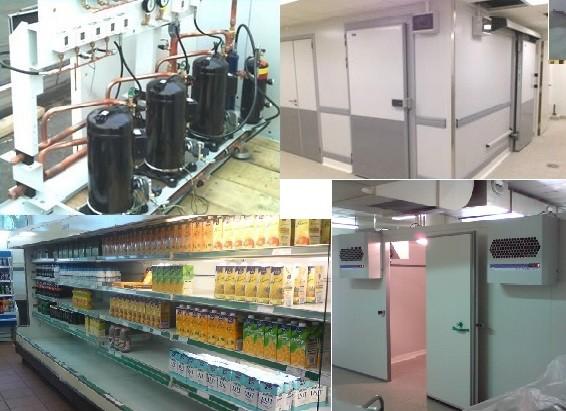 Entretien de base d'une installation frigorifique commerciale