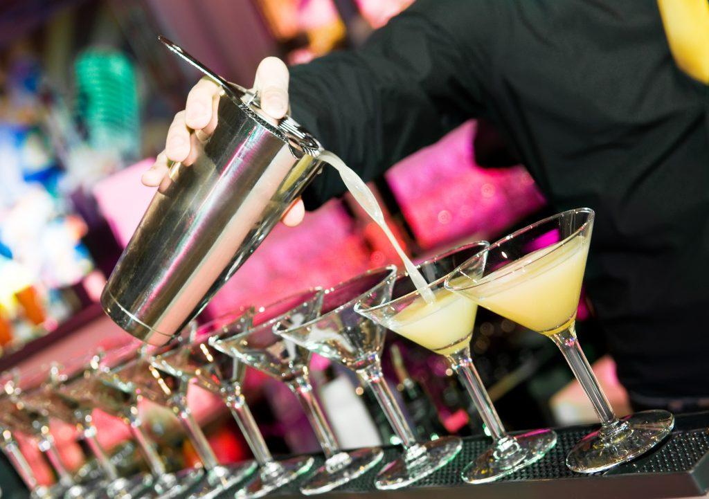 CQP Barman du monde de la nuit