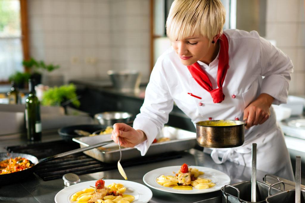 Le secteur de l 39 h tellerie restauration et les m tiers de bouche r seau greta aquitaine - Formation alternance cuisine ...