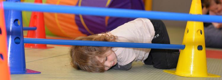 Accompagner l'évolution psychomotrice de l'enfant