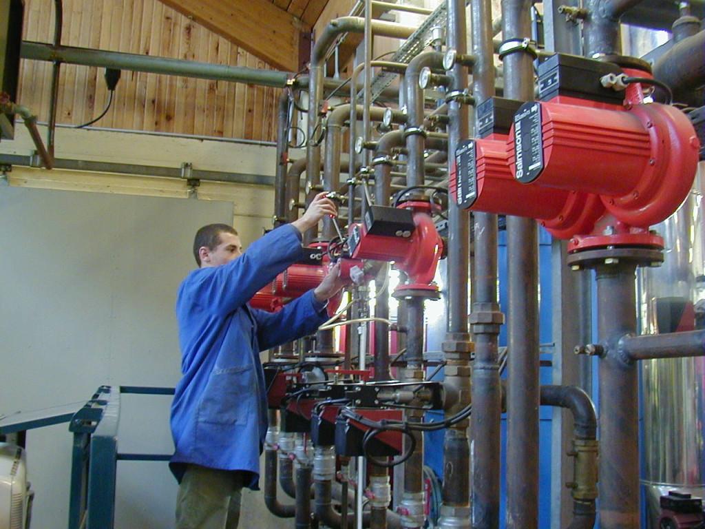 BAC PRO Technicien de Maintenance des Systèmes Énergétiques et Climatiques (TMSEC)
