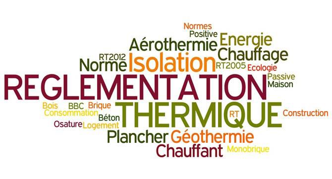 RT 2012 : formation des acteurs de la construction à la réglementation thermique