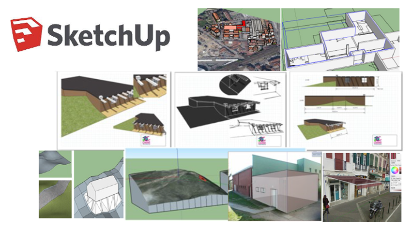 DAO Sketchup : perfectionnement