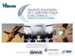 Participation aux Talents Aquitains de l'aéronautique et de l'espace 2016